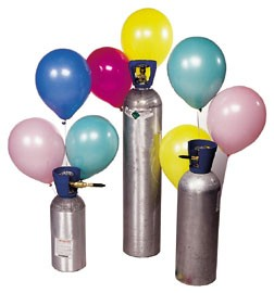 Helium Tank Rentals - Balloon Queen
